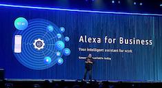 Werner Vogels Alexa for Business