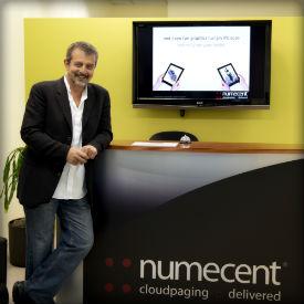 Numecent CEO Osman Kent