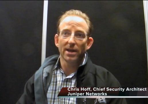 Chris Hoff Juniper