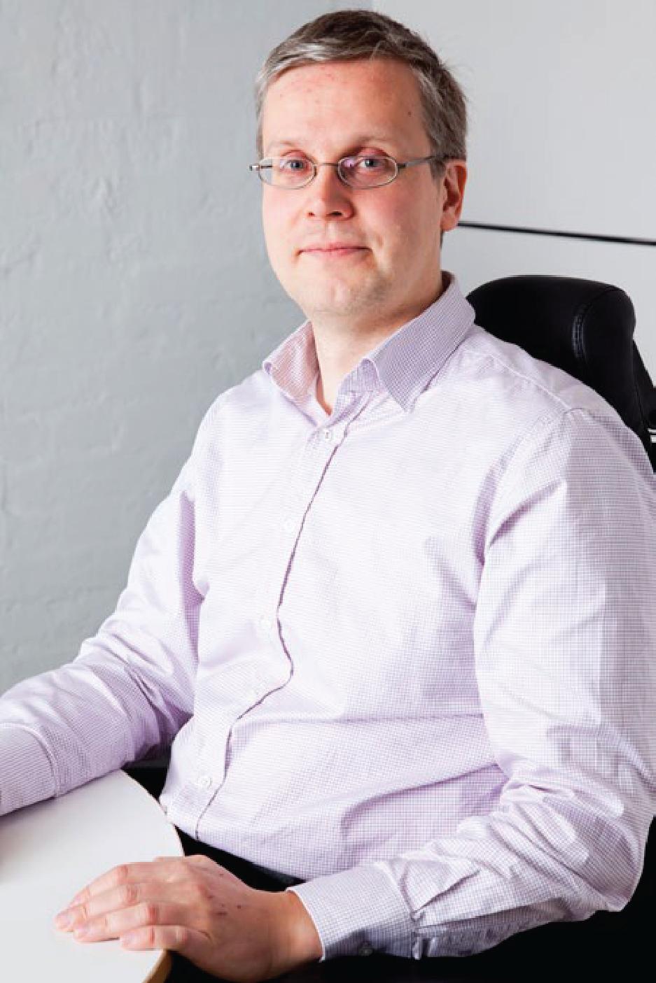 SSH inventor Tatu Ylönen