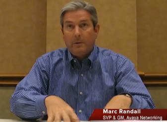Avaya Marc Randall
