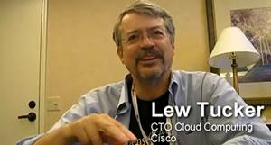Lew Tucker Cisco CTO Cloud
